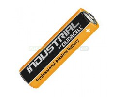 Duracell Industrial Alkaline Mignon AA LR6  4006 Batterie...