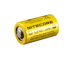 NiteCore CR2 Lithium Batterie 2er-Pack